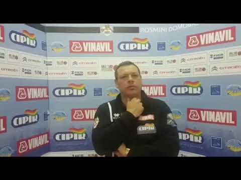 Vinavil cipir coach fabbri prima di gara due semifinali cus torino