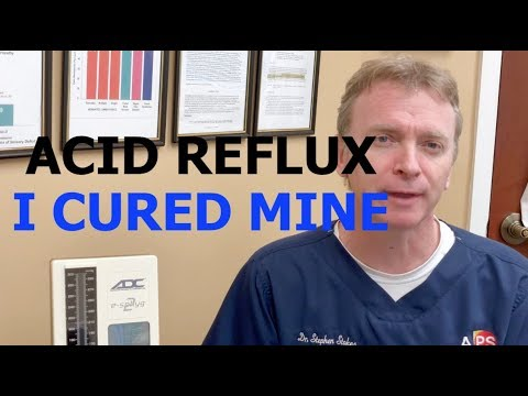 HOW I HEALED MY STOMACH (ACID REFLUX)