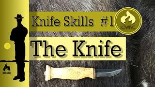 Knife skills # 1 The Knife