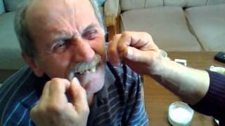 Vađenje zuba na kucni nacin :)))))))))))))))