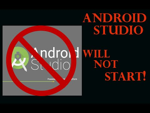Android studio won t start solved java lang classnotfoundexception