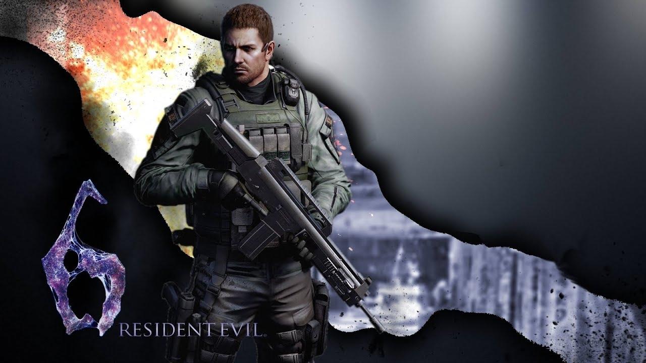 resident evil 6 wallpaper 1920x1080