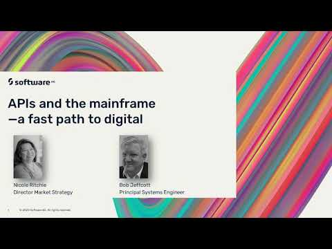 APIs and the mainframe–A fast path to digital