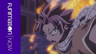 Fairy Tail - Official Clip - Chase