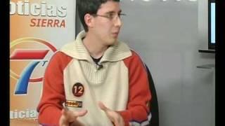 Mi hermana Lucía - Juan Ramón Pérez Quintanar - Entrevista Canal 7