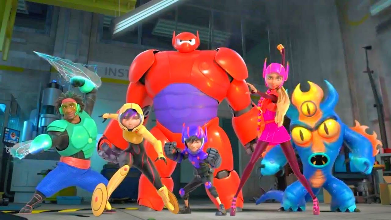 Download Latest Hollywood movie in Hindi dubbed    Big Hero 6    Best Animated & Robot movie in Hindi
