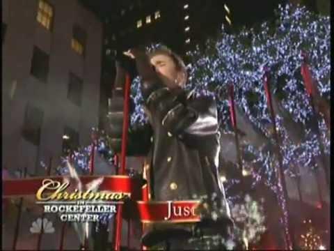 Justin Bieber & Usher - Chestnuts Live at Christmas In Rockefeller Center