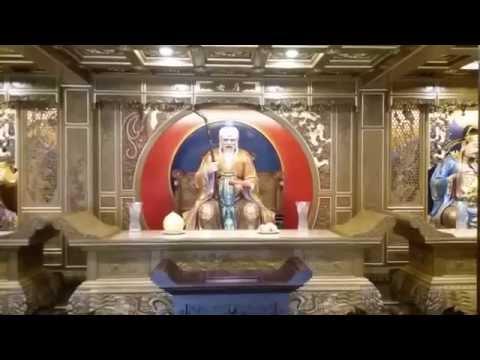 City God Temple in Shanghai China - Taoist Temple