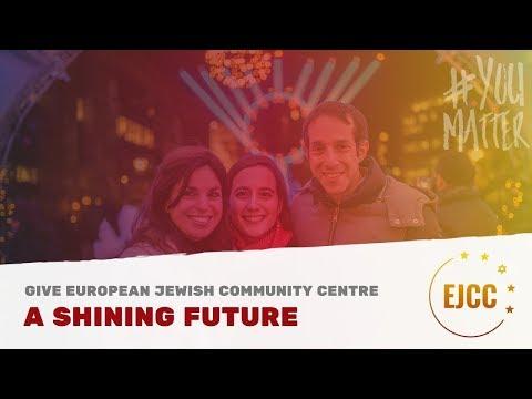 Charidy Campaign - European Jewish Community Center