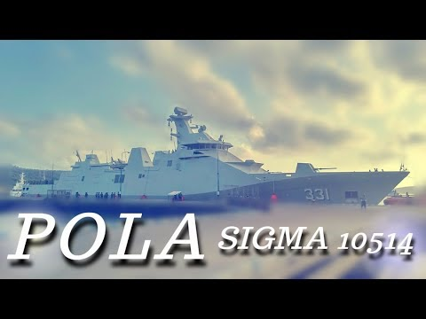 This is the 'POLA' that will have the Mexican Navy | Long Range Ocean Patrol