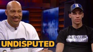 Download LaVar Ball, Lonzo Ball join Skip and Shannon to talk reality TV show and more | UNDISPUTED Mp3 and Videos