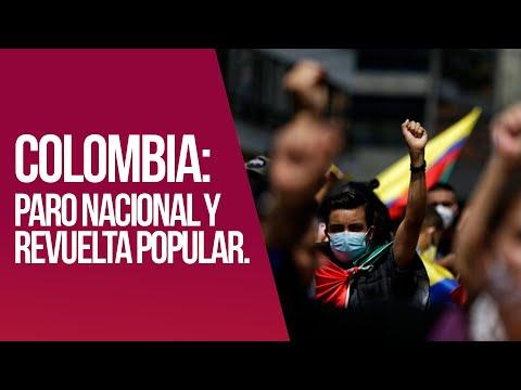 """""""En Colombia el modelo neoliberal ha llegado a una fase de agotamiento y crisis"""""""