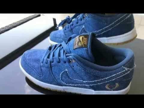 promo code f446f 91265 REVIEW: Nike SB Dunk Low - BIGGIE