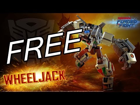 Free Wheeljack | Master Spotlight 2.2 - Transformers: Forged to Fight