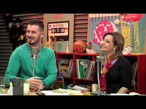 Wake Up, 14 Nentor 2017, Pjesa 3 - Top Channel Albania - Entertainment Show