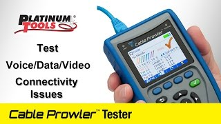 Cable Prowler Video
