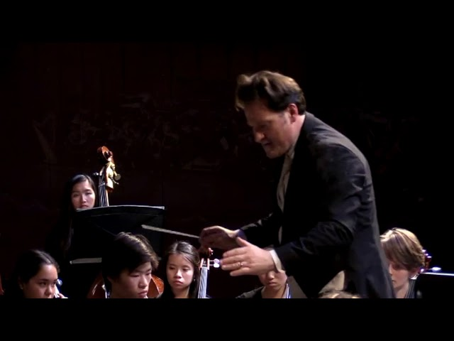 08 DHS Symphony Orchestra Holberg Suite Grieg