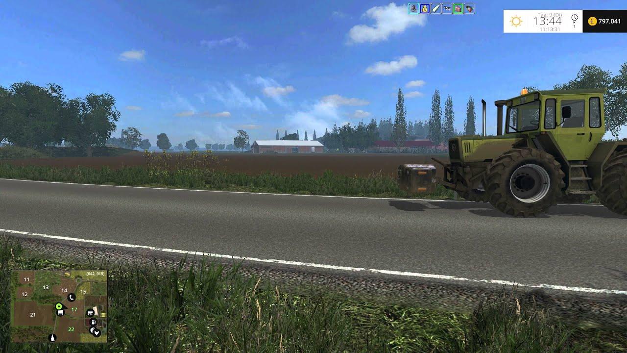Holzhausen v 2 0 1 [MP]   Farming simulator 2015 mods