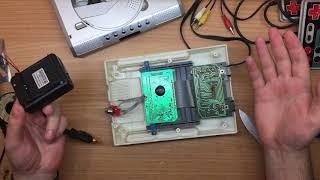 Восстановления Денди после 20 лет комы. /Dendy NES clone repair