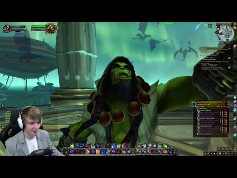 GRACZE W3 NIE LUBIĄ WOWA? - World of Warcraft: Legion