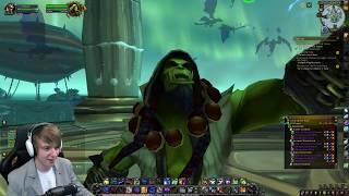 GRACZE W3 NIE LUBIĄ WOWA? - World of Warcraft: Legion