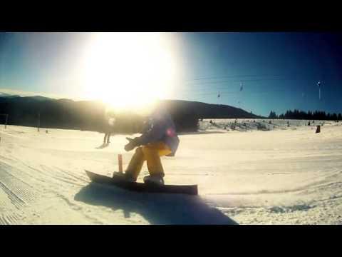 Antrenamente Alpin Race 2013