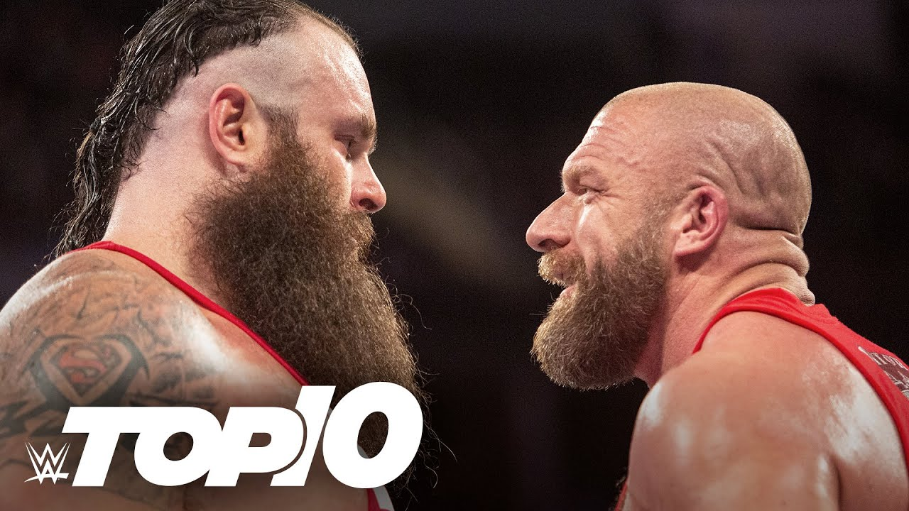 Survivor Series betrayals: WWE Top 10, Nov. 22, 2020