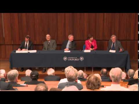 St Cross Building at 50 - Panel Discussion