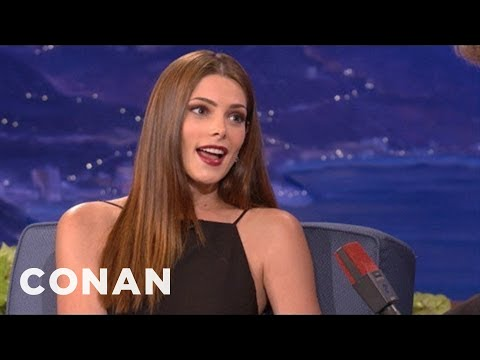Ashley Greene Gets Bizarro