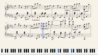 Pokémon Black & White - Lacunosa Town (Piano Arrangement)
