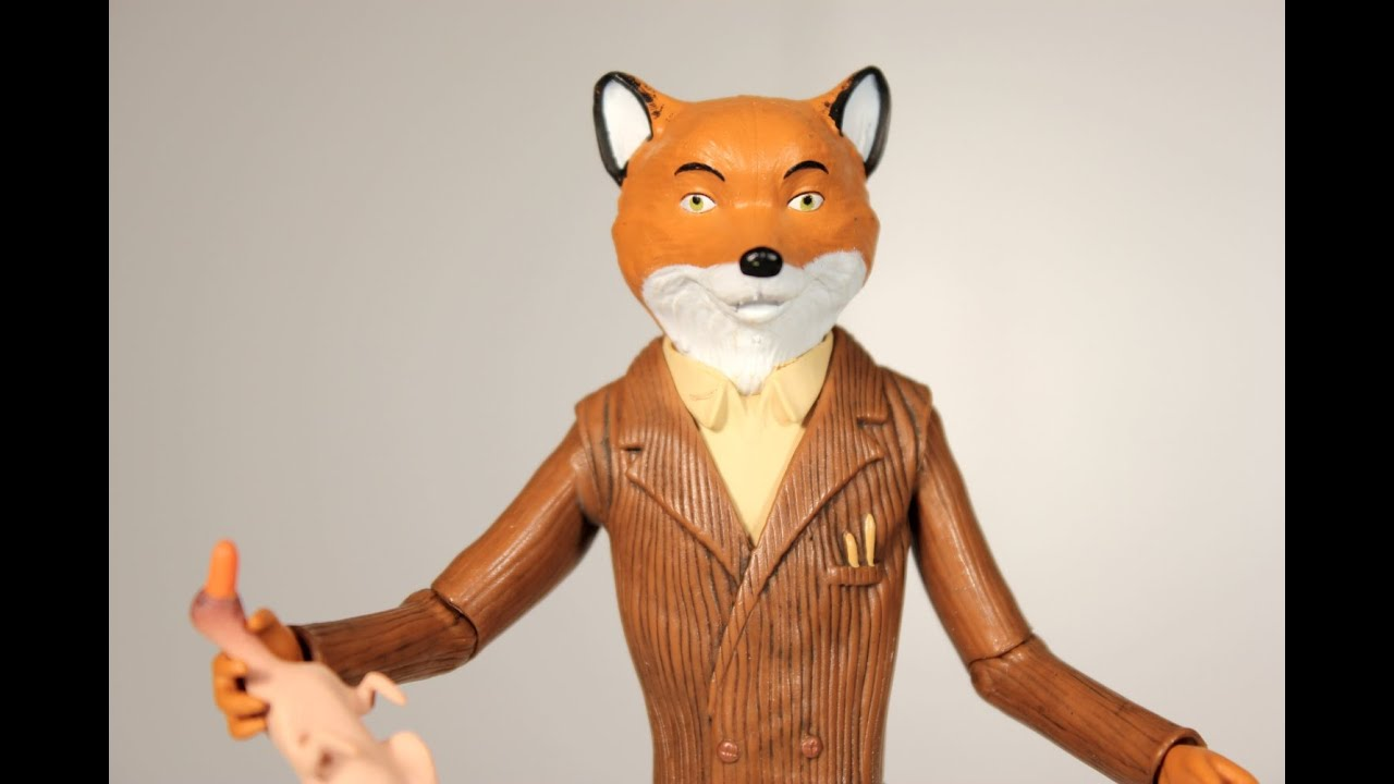 funko fantastic mr fox legacy collection figure review youtube. Black Bedroom Furniture Sets. Home Design Ideas