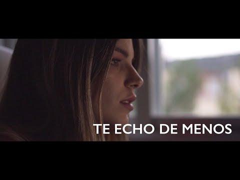 Te Echo de Menos - Beret (Cover Cris Mon�)