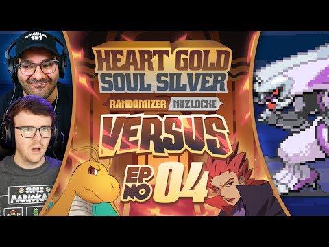 ARE WE RESTARTING AGAIN?! (Pokemon Heart Gold & Soul Silver Versus • 04)