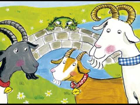 Image result for the three billy goats gruff