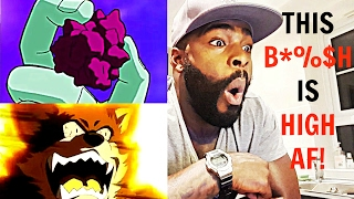 🐺BASIL TAKES MOLLY?!?!💊 | BUU VS BASIL | DRAGON BALL SUPER EPISODE 79 | REACTION!