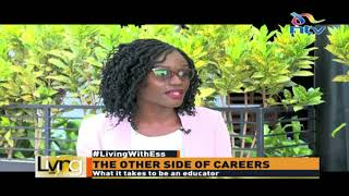29 year old lawyer and lecturer shares her experience || Living with Ess