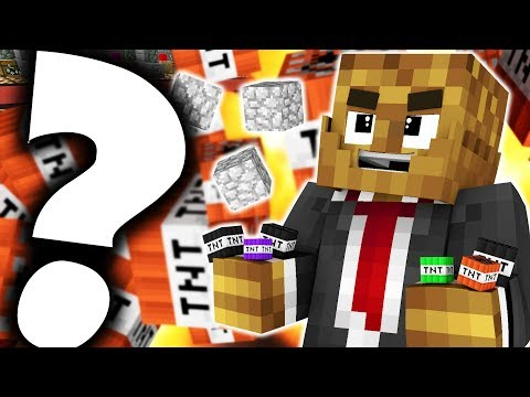 BRAND NEW TNT WARS RANDOMIZER!?  - MINECRAFT MODDED TNT WARS