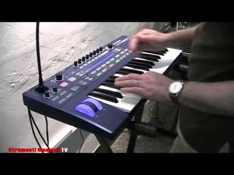 Novation Ultranova - Demo By Jacopo Mordenti Parte 3