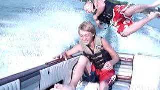 Boat Jumping MailBox Jim