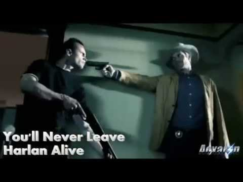 Justified - You'll Never Leave Harlan Alive