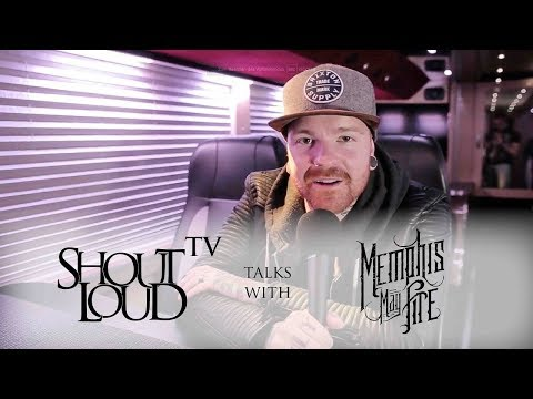 Memphis May Fire Interview: About homesickness on tour, This Light I Hold and much more!