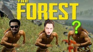 Ormanda 3 Adam | The Forest Türkçe Multiplayer | Bölüm 1