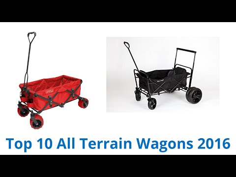 10 Best All Terrain Wagons 2016