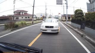 ドライブレコーダー 煽り運転