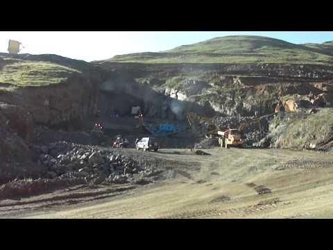 K6 portion of Lesotho Mine.MP4