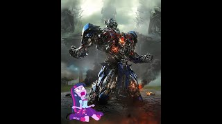 Transformers: Age of Extinction~OPTIMUS PRIME:~MESSAGE `HOLLYWOOD MOVIE':~(Fantasy/Science fiction)