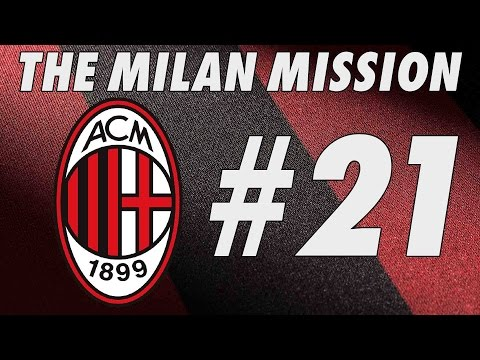 The Milan Mission - Part 21 - DORTMUND - Football Manager 2016