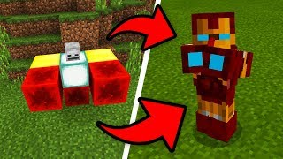 Ever wanted to spawn Ironman in Minecraft! With this new Robocraft ...