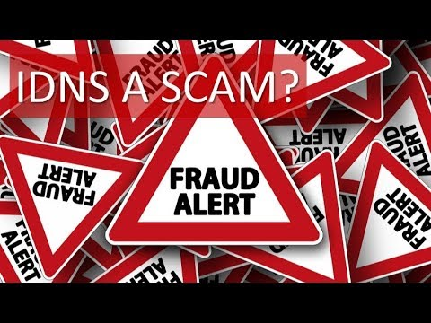 What To Do With The Internet Domain Name Services Scam