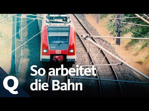 Deutsche Bahn – Das geschieht hinter den Kulissen (Ganze Folge) | Quarks